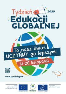 Tydzień edukacj globalnej-plakat
